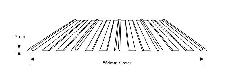 Steel Walling Stramit Steelselect