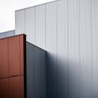 EIW architects carried out a rigorous process of research and analysis before choosing COLORBOND® Metallic steel in the colour Aries® for the feature cladding, which makes up about 50 per cent of the total cladding
